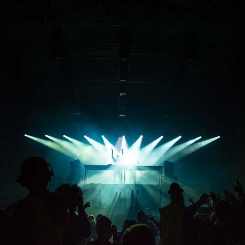 MW-Music Lightshow